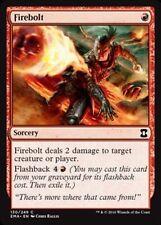 Firebolt  x4 FOIL  - NM - Eternal Masters MTG Magic Card Red Common FOIL