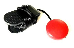 SOLE TREADMILL KEY - Magnetic - Safety Switch - Stop - Part # 022497V1 - F85 F63