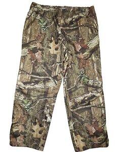 Columbia men's Early Season Mossy Oak waterproof Hunting Pants XXL rt $70