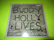 BUDDY HOLLY AND THE CRICKETS 20 GOLDEN GREATS LP SHRINK EX