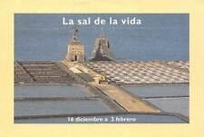Spain La sal de la Vida 16 Dicimbre a 3 Febrero Lanzarote Islas Canarias