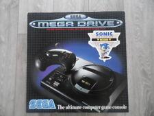 Megadrive 1 PAL Console Boxed Rare European Box MINT Collectors Condition
