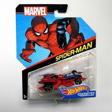 Spiderman Hot Wheels, Marvel Character Car