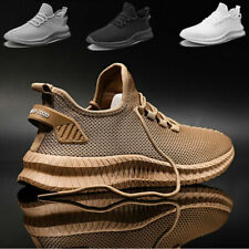 NEWMen's Casual Athletic Jogging Sneakers Outdoor Spots Running Tennis Gym Shoes