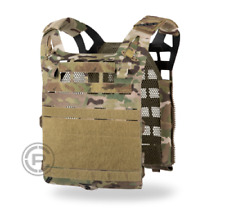 Crye Precision AirLite SPC Structural Plate Carrier - Swimmer Cut Multicam Large