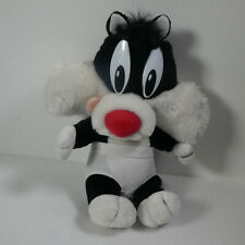 More details for looney tunes lovables baby sylvestre plush soft toy 1994 warner bros vgc rare