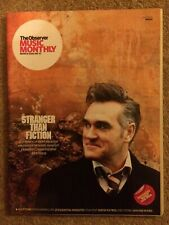More details for observer music monthly march 2006 #31 morrisey/douglas coupland sly stone unread