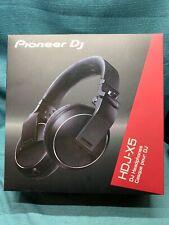Pioneer HDJ-X5-K Professional DJ Monitor Headphones Black