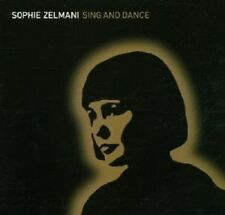 "SOPHIE ZELMANI ""SING AND DANCE"" CD NEU"