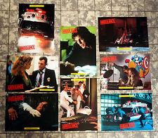 AMBULANCE - 8 AUSHANGFOTOS - German Lobby Cards ´90 Larry Cohen - HORROR