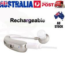 AU Digital Hearing Aid Aids Mini Ear Sound Amplifier Adjustable Tone Lightweight