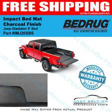 Bedrug Impact Bed Mat Charcoal Finish - 2020-2021 Jeep Gladiator 5' Bed IMJ20SBS