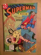 SUPERMAN POCHE (Sagedition) - T69 - 70 : mai 1983