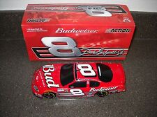 NEW RARE NASCAR BANK Action 1:24 Dale Earnhardt Jr.#8 2003 Budweiser 1/1824