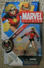 "MARVEL UNIVERSE SERIES 1 MS. MARVEL 3.75"" FIGURE 023"