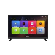 electriQ 40 Inch Android Smart 1080p Full HD LED TV WiFi Freeview HD 2 HDMI