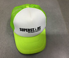 CASQUETTE VERTE CAP AUTO VOITURE MERCEDES SUPERSTARS DRIVE BY DECLERCQ PITTEM