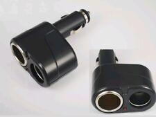 12V DC Car Charger Cigar Cigarette Lighter Double Power Socket Splitter CP