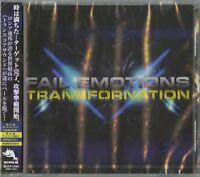 FAIL EMOTIONS-TRANSFORNATION-JAPAN CD BONUS TRACK D73