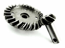 Hot Racing Hardened Steel Spiral Cut Ring & Pinion Gear 26T/8T for HPI Savage