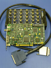National Instruments Ni Pci-1409 Card with Imaq-A6822 Bnc Terminal, Cable
