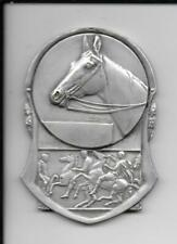1 medaille eperon nivellois concours hippique 1951  argent