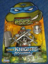 2004 *** NINJA KNIGHT LEO LEONARDO MOC *** TEENAGE MUTANT NINJA TURTLES TMNT
