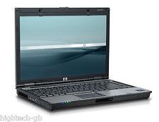"BEST DEAL HP 6910P 14.1"" Intel Core 2 Duo 4 GB RAM 160GB HDD WIN 7 WIFI DVD RW"