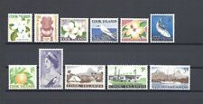 COOK ISLANDS 1963 SG 163/73 MNH Cat £40