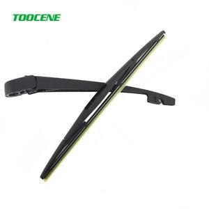 Rear Windshield Wiper Arm & Blade for Acura MDX 2007-2014 back windscreen wiper