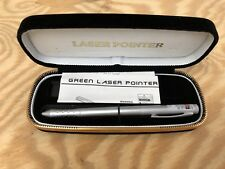 Hand Green Laser Pointer As Pictured Here