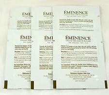 Eminence Clear Skin Probiotic Moisturizer 6 Samples Acne Prone Skin New ** Sale