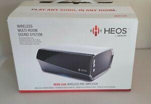 Denon HEOS Link wireless pre-amplifier multi-room sound system