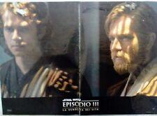 fotobusta lobby card Star Wars: Episodio III La vendetta dei Sith lucas sci-fi
