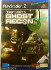 GHOST RECON Tom Clancy's jeu video pour console SONY PlayStation 2 PS2 testé