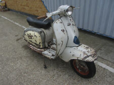 LAMBRETTA  LI 125  SER 2  1961 MODEL ORIGINAL 100% ITALIAN SCOOTER : 125 Li *779