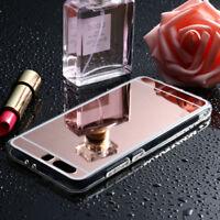 Shockproof Mirror Slim Phone Case Cover For Huawei P20 Pro Lite P Smart Nova 2i