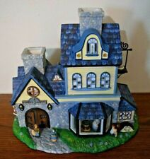Partylite P7315 Candle Shoppe Tealight House
