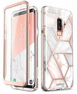 For Samsung Galaxy S9/S9+ Plus Case i-Blason Cosmo Series Cover+Screen Protector
