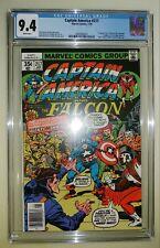 Captain America #217 - CGC 9.4 White Pages - 1st Quasar (Marvel Man)