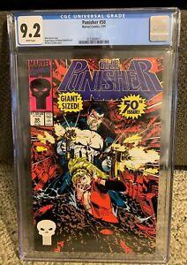 Punisher #50 CGC 9.2