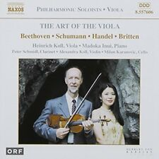 Koll - The Art Of The Viola [CD]