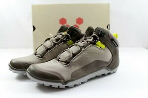 Vivobarefoot Hiker L Lightweight Hiking Boot Walking Shoes Grey NEW Vegan $210!