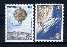 MONACO - 1983 - Europa. Le Grandi opere del genio umano