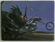 CHRIS ACHILLEOS Fantasy Art Fridge Magnet THE BIKERS VALKYRIE