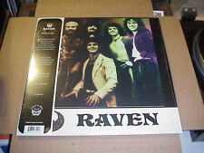 LP:  RAVEN - Who Do You See 70s UNRELEASED PROG HARD ROCK Ltd 500 copies 180g