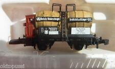 R24 Märklin 82171 Weinfasswagen mit Bremserhaus Spur Z