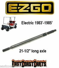 EZGO Golf Cart Rear Axle 1983'-1985' ELECTRIC (Driver side) 17784-G1