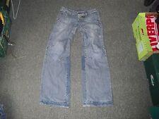 """G-Star Jeans W26"""" L32"""" Faded Dark Blue Mens Jeans"""