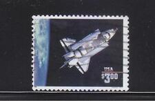 UNITED STATES 1995 PRIORITY MAIL SPACE SHUTTLE CHALLENGER $3.00 1 STAMP SC#2544